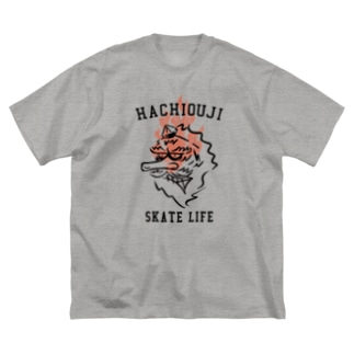 Represent Hachiouji Big silhouette T-shirts