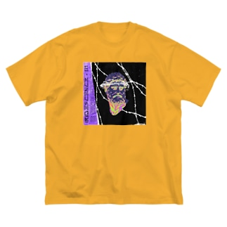 IRIDESCENCE Big silhouette T-shirts