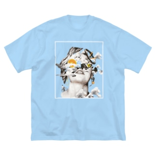 コラージュシャツvol.1 Big silhouette T-shirts