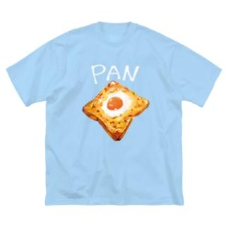 パン Big Silhouette T-Shirt