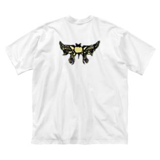 sphenoid bone Tee  AGEHAver. Big silhouette T-shirts