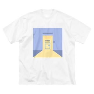 vending machine Big silhouette T-shirts