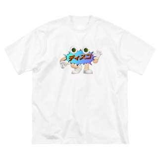 discoboy Big silhouette T-shirts
