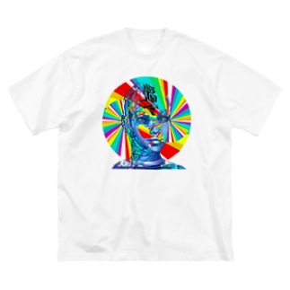 ?youfeelme..¿ Big silhouette T-shirts