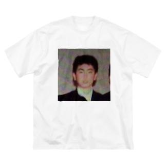 フレッシュマンセミナー Big silhouette T-shirts