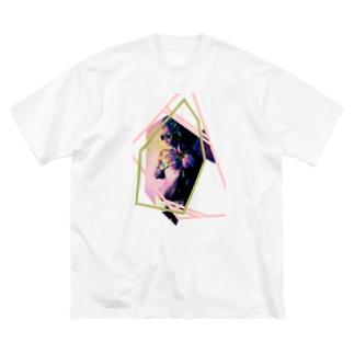 SEXY GIRL Big Silhouette T-Shirt