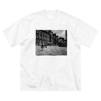GRAF PHOTO BOOK2-Tokyo-COVER T Big T-shirts