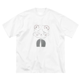 nemの彼氏くん Big Silhouette T-Shirt