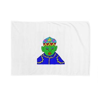 JUNSEN(純仙)ハッドリー・ハビランセ Blankets