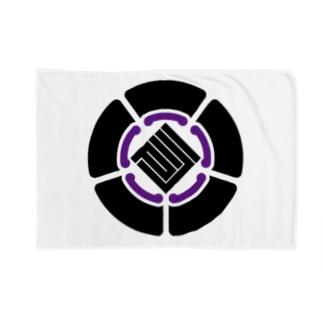 パ紋No.3218 一司 Blankets