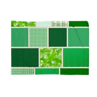 グリーンピース Blankets