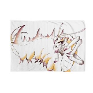 巨蟲竜 Blankets