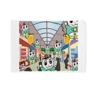 ぴ~ひゃ~ママンの日用雑貨 Blankets