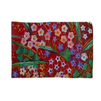花-赤 Blankets