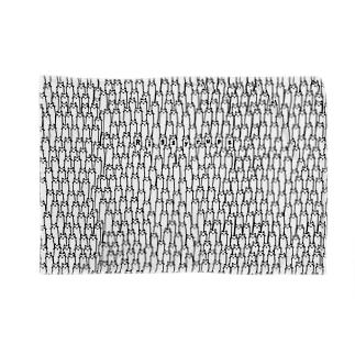 長い猫集団 Blankets