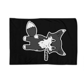 黒狐くんのハロー Blankets