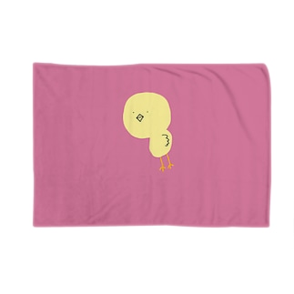 ぴよ(ぴんく) Blankets