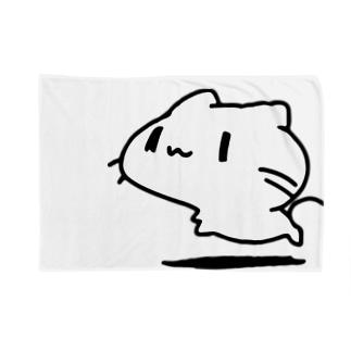 どどねこ-ふつう- Blankets
