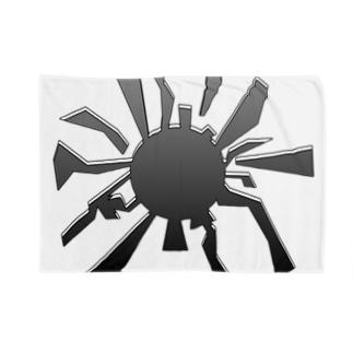 ヒビ Blankets