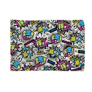 MONEY♥BOMB Blankets