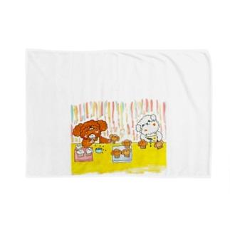 シェリガジュ「マフィン作り」 Blankets