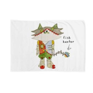 ROBOBO「ミッシェルロボ」 Blankets