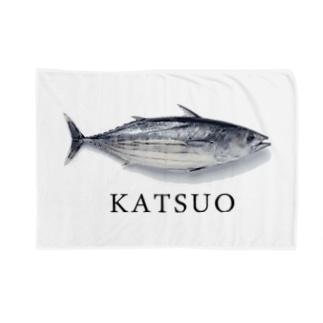 カツオ Blankets