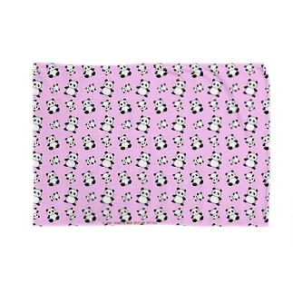 パンダがいっぱい! Blankets