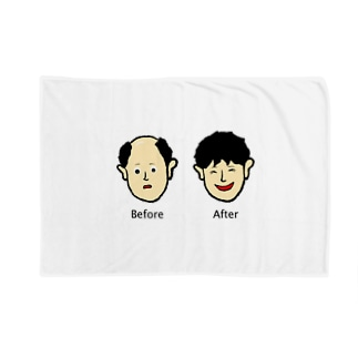 増毛 Blankets