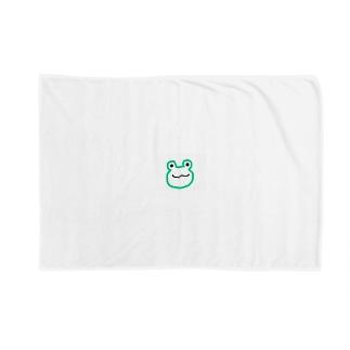 カエル Blankets
