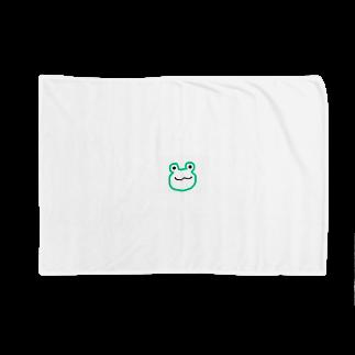 ke3510のカエル Blankets