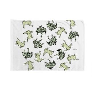 Frogs Blankets