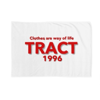 1996byTRACT Blankets