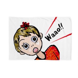 Waao!! Blankets