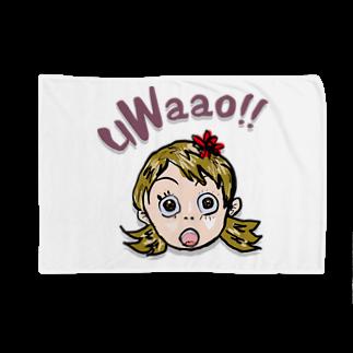 honey-designのuWaao Blankets