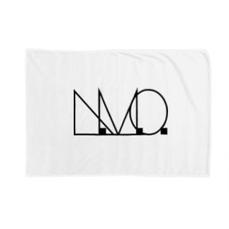 L.M.O.ロゴ Blankets