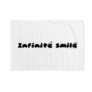 無限の笑顔(黒) Blankets