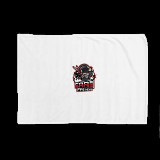 EAA!! Official Store - EAA!! 公式ストアの新ロゴ「EAA(いぇあ)軍曹(仮)」 v2 Blankets