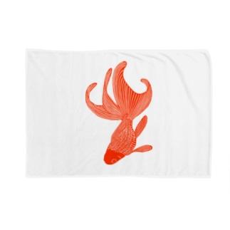 金魚 Blankets