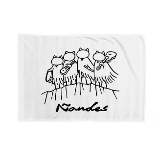 Ñandes〜ニャンデス〜のニャンデス Blankets