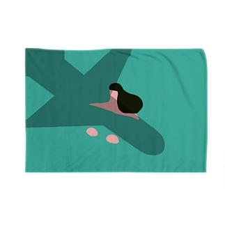 上空を飛ぶ「いつか」を眺めてた Blankets
