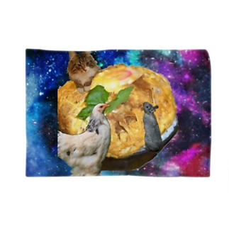 space KATSUDON Blankets