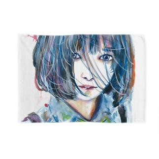 青い風 Blankets