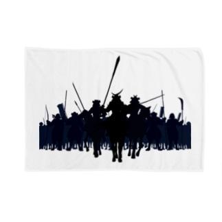 いざ合戦 Blankets