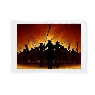 黄昏時の合戦 Blanket