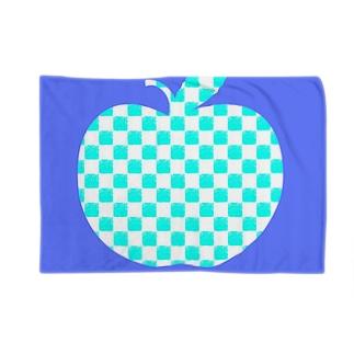 青いリンゴ Blankets