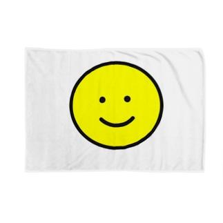 愛想笑い Blankets