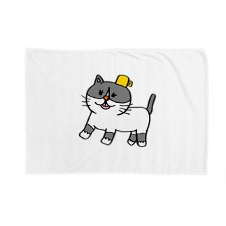 名もないネコ(仮) Blankets
