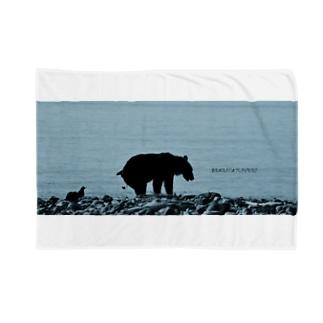 """Hatch"" for Bear Scat Lovers Blankets"