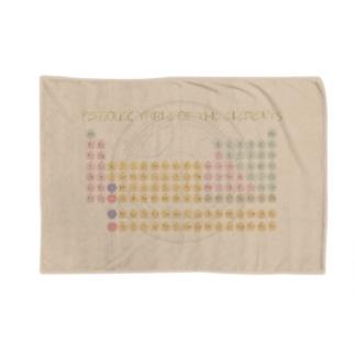 ファンタジー周期表2 Blankets